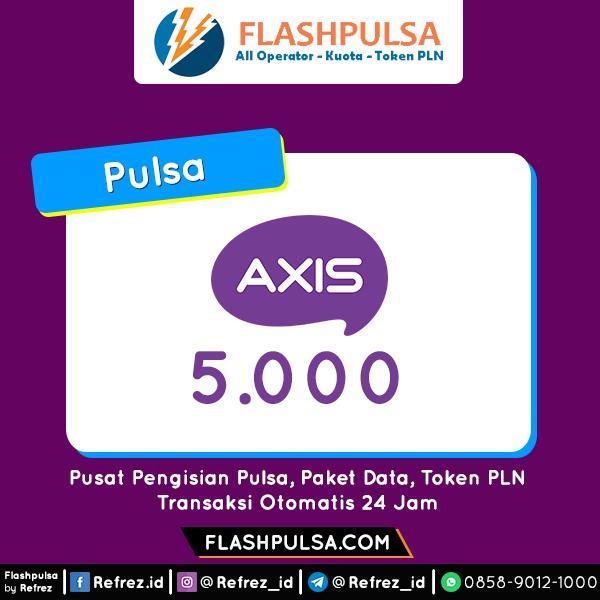 Pulsa Axis Pulsa - Axis 5.000