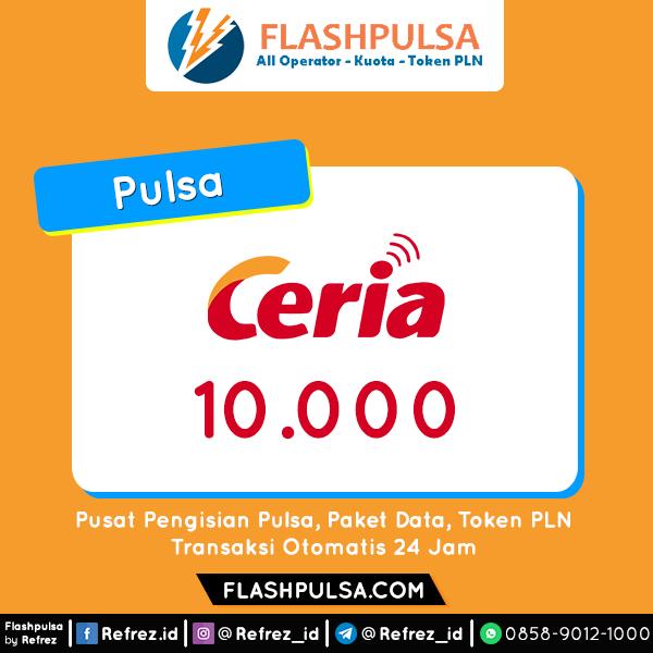 Pulsa Ceria Pulsa - Ceria 10.000